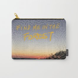 Love In High Places Carry-All Pouch