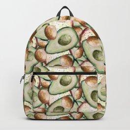 dragonvocado pattern Backpack