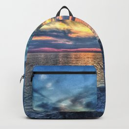 Wine & Sunsets Backpack