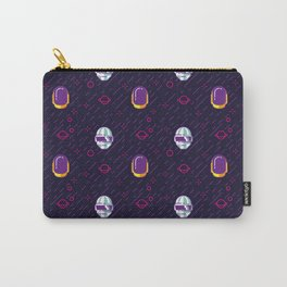 Daft Punk Pattern Carry-All Pouch