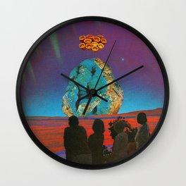 Sanctum at Seaway Wall Clock