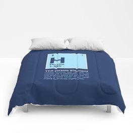 The Hustle Element Comforters