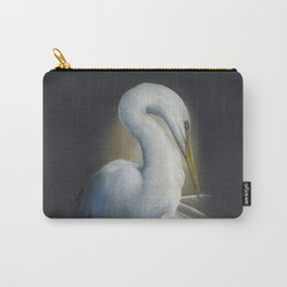 """Belle de nuit"" by Claude Thivierge Carry-All Pouch"