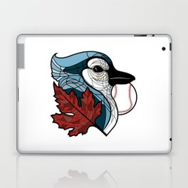 Blue Jays Go Team 1 Laptop & iPad Skin