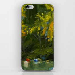 Remembering A Day With Chihuly iPhone Skin