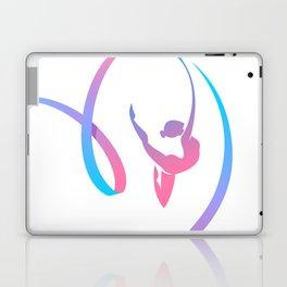 Rhythm of a Gymnast's Heart Laptop & iPad Skin