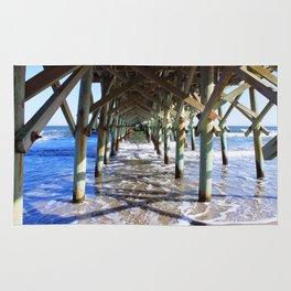 Under the Boardwalk Rug