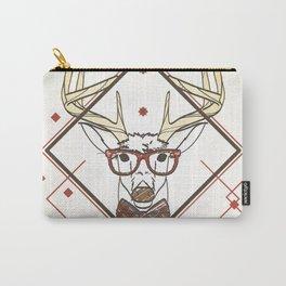 Nerd deer Carry-All Pouch