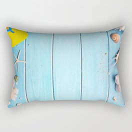 summer life style Rectangular Pillow