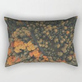 Autumn Passage Rectangular Pillow