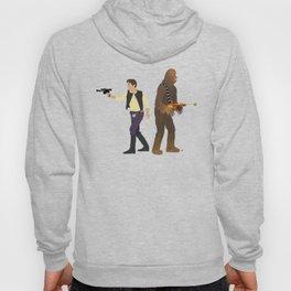 Han & Chewie Hoody