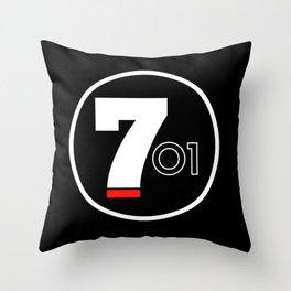 701 - El Chapo Throw Pillow