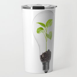 Green energy Travel Mug