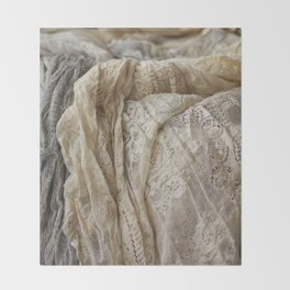 Lace Throw Blanket