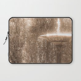 Fountain Laptop Sleeve