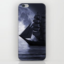 Nightsail iPhone Skin