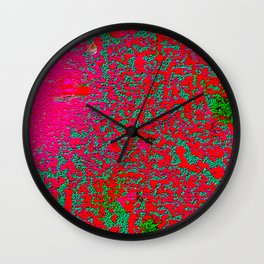 The Colorblind Initiative Wall Clock