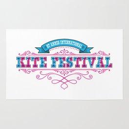 International Kite Festival Rug