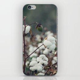 Cotton Field 5 iPhone Skin