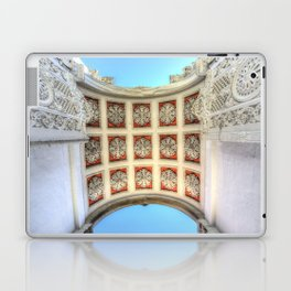 Dolmabahce Palace Istanbul Arch Laptop & iPad Skin