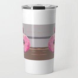 The Doughnut Collector Travel Mug