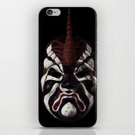 Five Deadly Venoms Scorpion Mask iPhone Skin