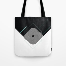 Op-Art Tote Bag