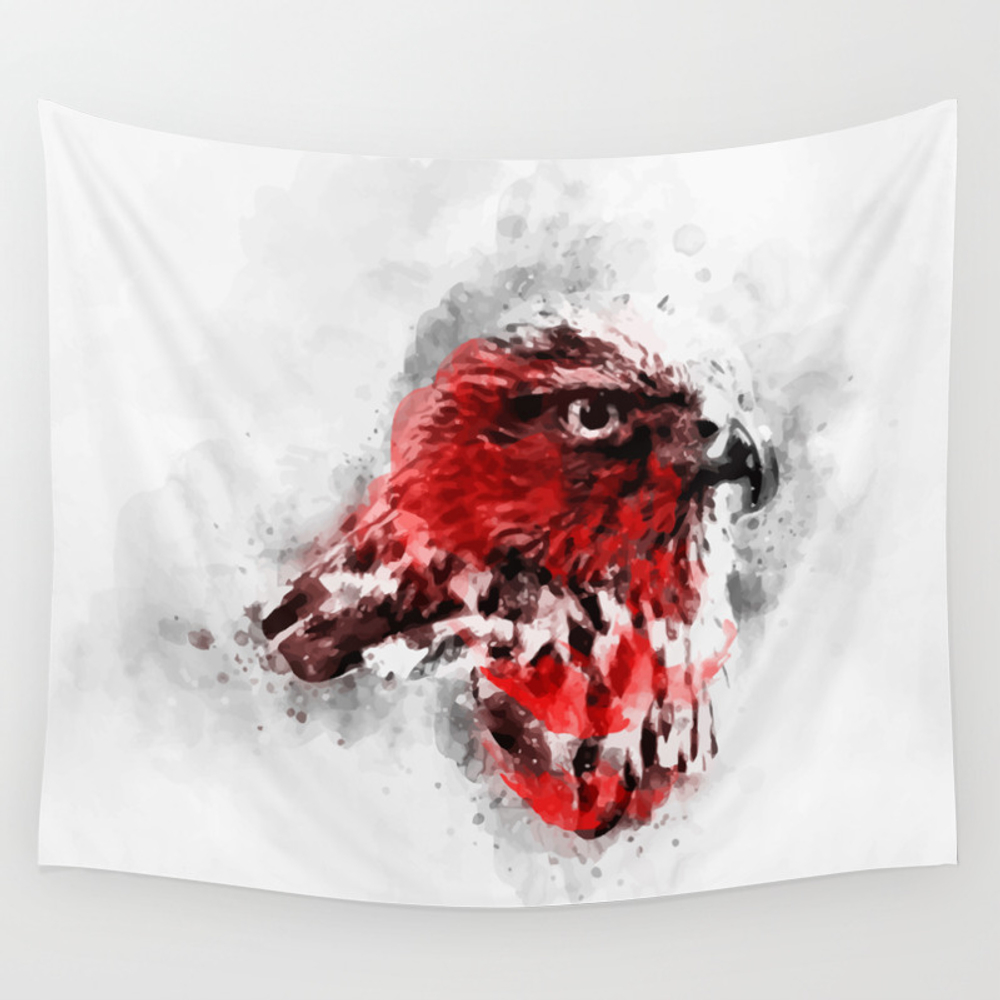 Redbreast Wall Tapestry by Maioriz (TPS7893034) photo