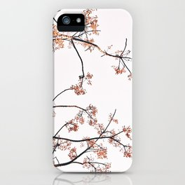 Tree Branches Photography iPhone Case
