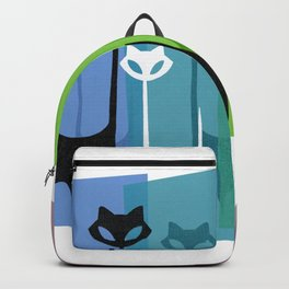 Kitty Cats Tuned In And Receiving Backpack