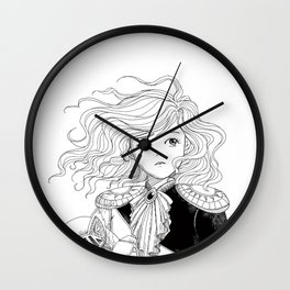 Tammy Wurtherington Freedom Fighter Wall Clock