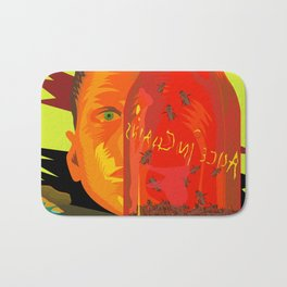 Alice in Chains - Jar of Flies  (Rock Album Cover) Bath Mat