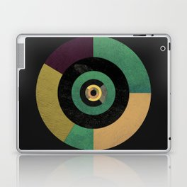 Circle Fibonacci.1 Laptop & iPad Skin