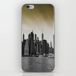 Manhattan iPhone Skin