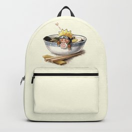 Naruto Ramen Backpack