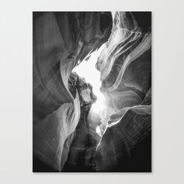 ANTELOPE CANYON XXXVI Canvas Print