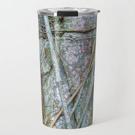 Strangler Fig Closeup Travel Mug