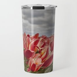 Tulips in Holland Travel Mug