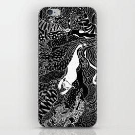 Cattery iPhone Skin
