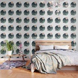 moonlight caravan // orcas Wallpaper