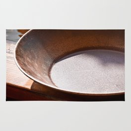 Pan for Gold Rug