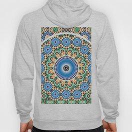 Moroccan Pattern Hoody