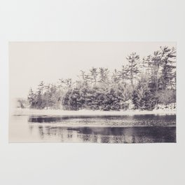 Papermill Lake Rug