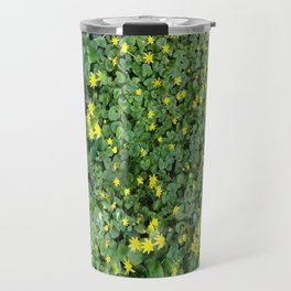 Clover Field Travel Mug