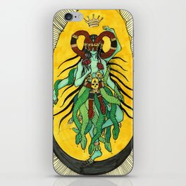 Mother of the Stars iPhone Skin