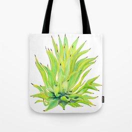 Sunlit Octopus Agave Tote Bag