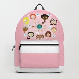 celebrating women international day Backpack