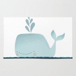 Whale Hello Rug
