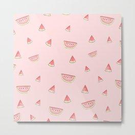 Watermelone Metal Print