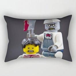 Sal the Butcher Rectangular Pillow